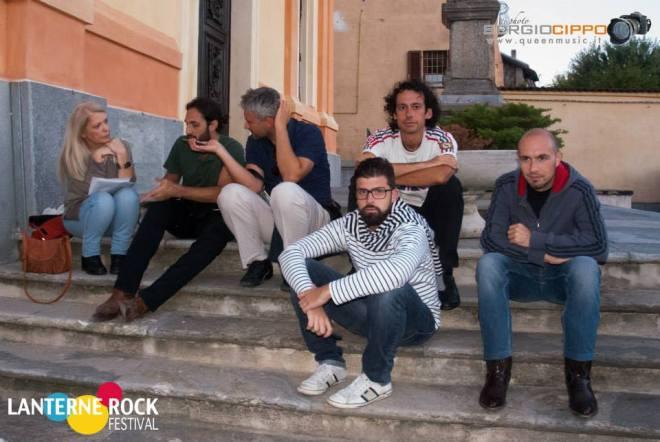 Gloria Berloso, Davide Giannotto,David Bonato e i Nnibia