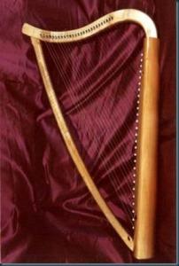 arpa medioevale