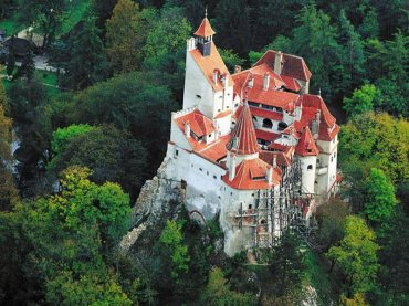 Castello-bran-dracula-Romania