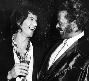 Keith Richards-Chuck Berry