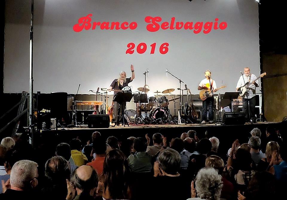 Branco Selvaggio a Ivrea 8 settembre 2016
