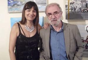 Elisabetta Viviani e Gerardo Tarallo